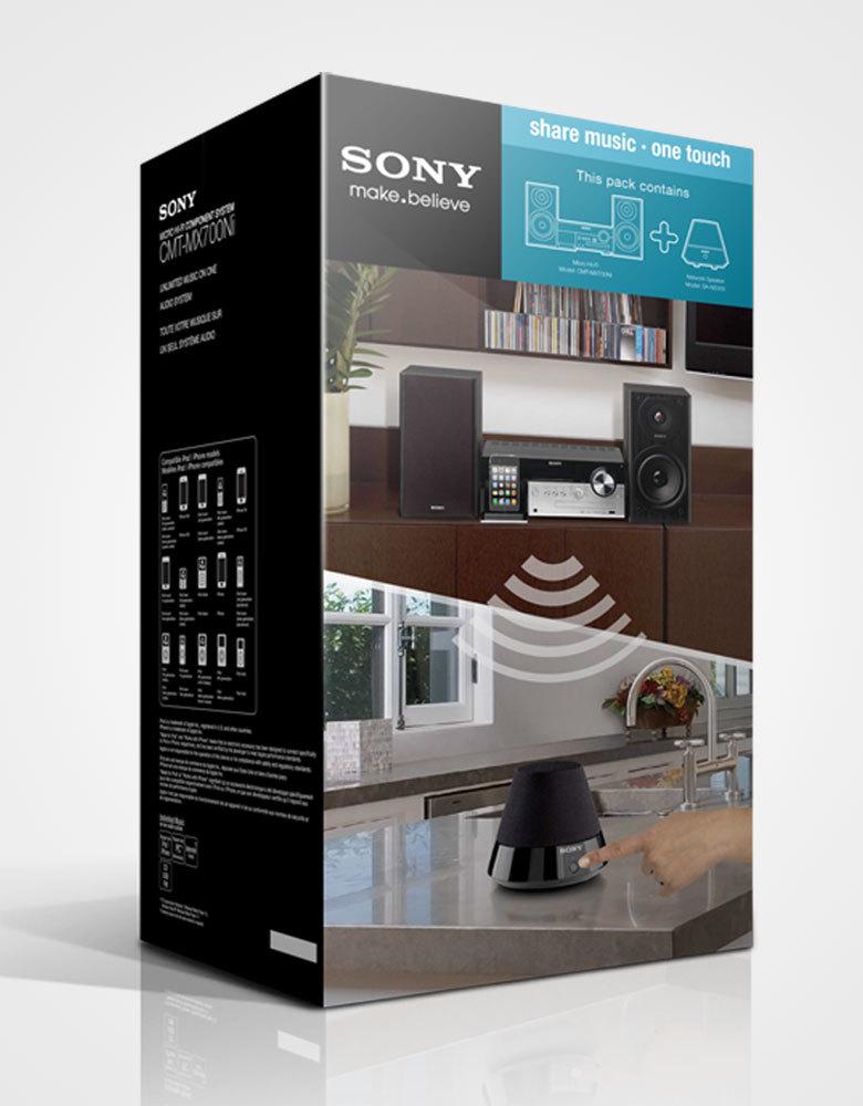 Sony Network Speaker Box | Battistini Augustus